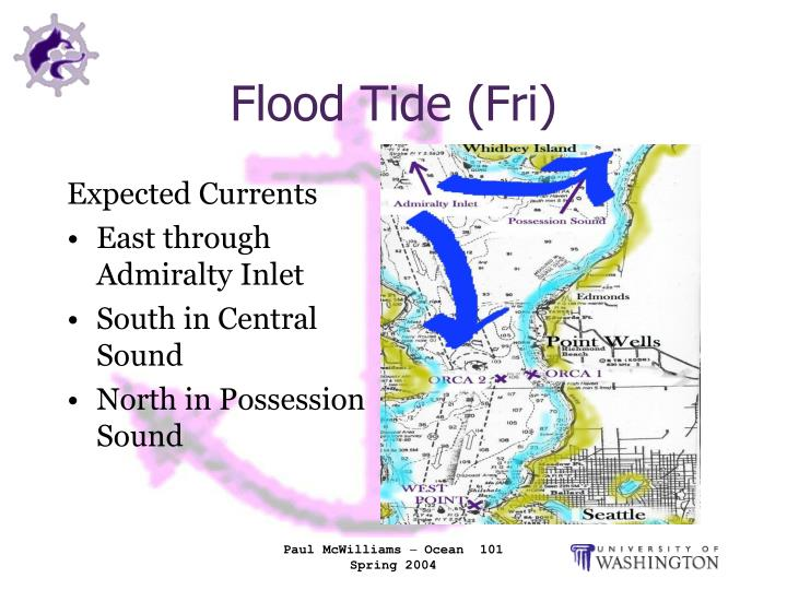 Flood Tide (Fri)