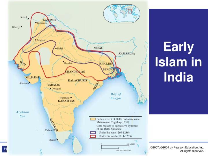 Early Islam in India