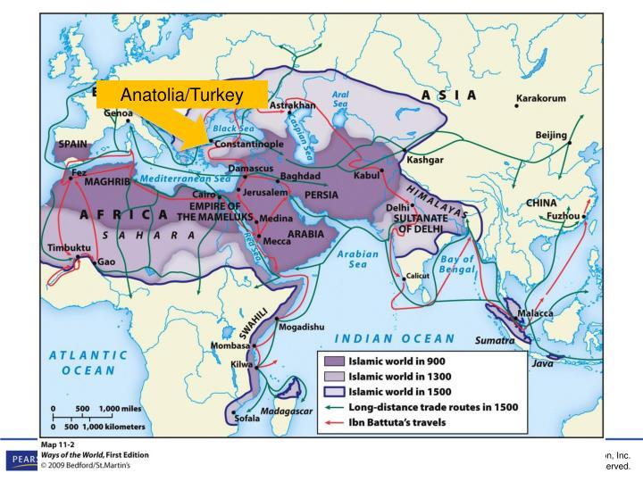 Anatolia/Turkey