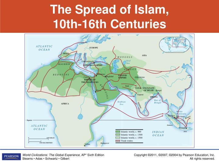 The Spread of Islam,