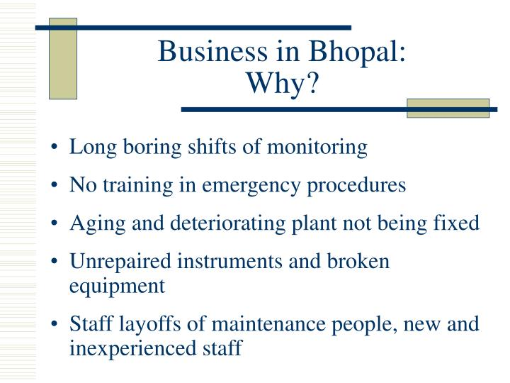 Business in Bhopal: