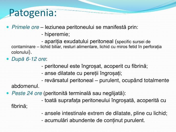 Patogenia: