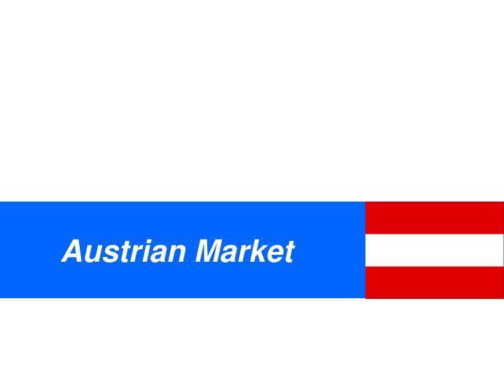 Austrian Market