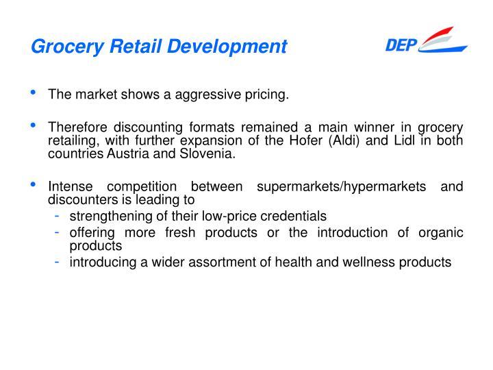 Grocery Retail Development