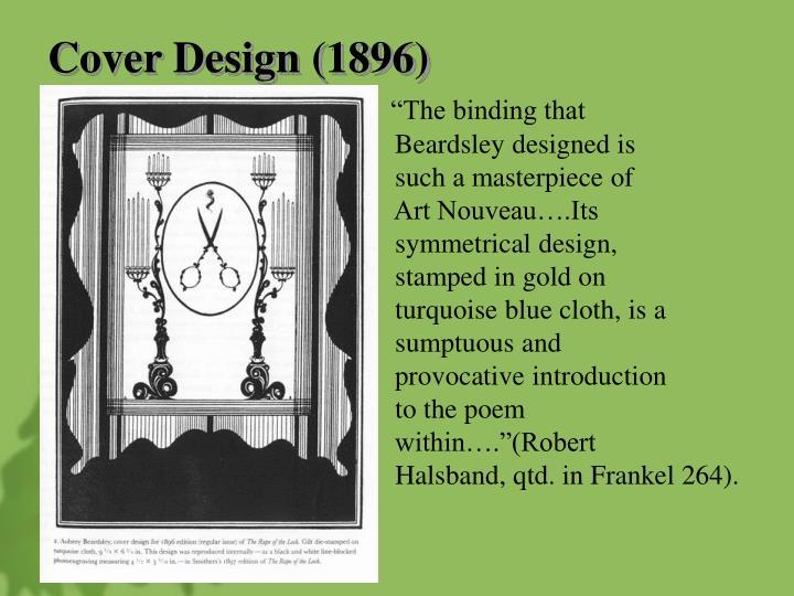 Cover Design (1896)