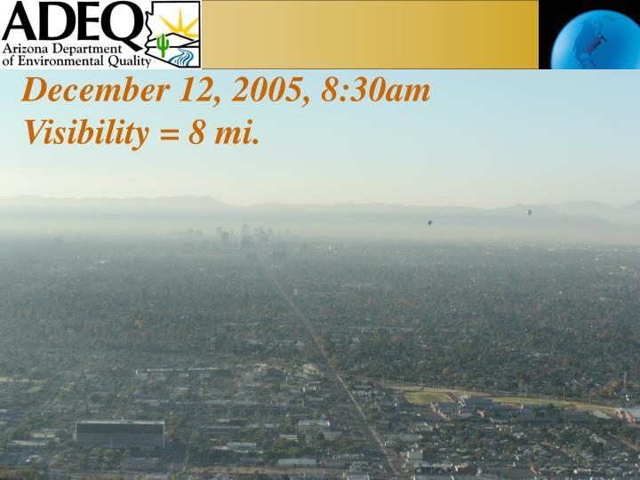 December 12, 2005, 8:30am
