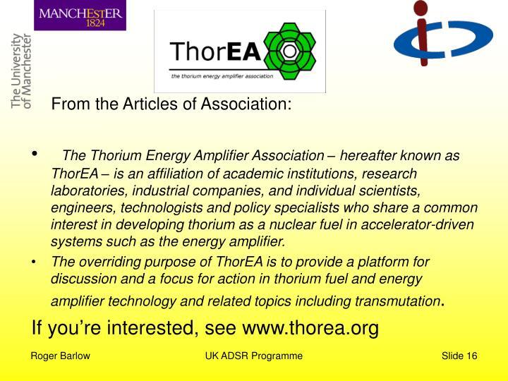 ThorEA