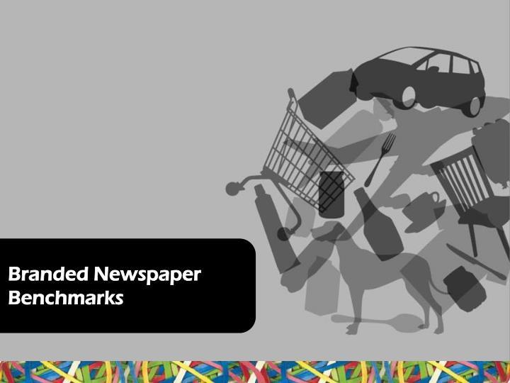 Branded Newspaper Benchmarks