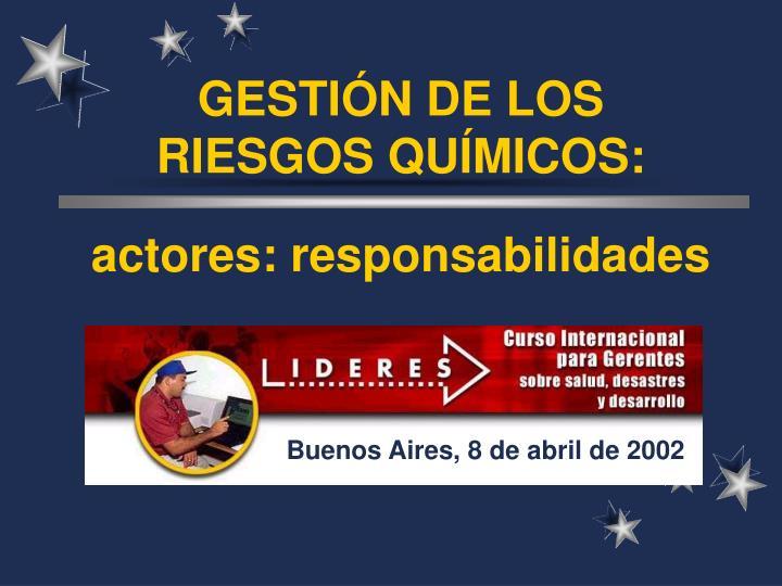 Buenos Aires, 8 de abril de 2002