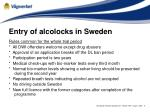 entry of alcolocks in sweden2