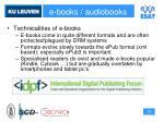 e books audiobooks