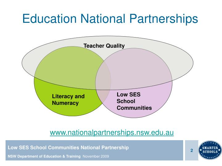 Education National Partnerships