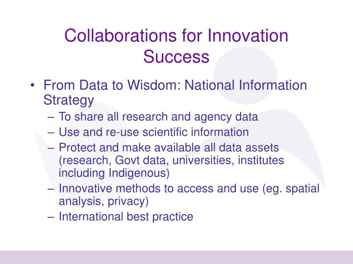 Collaborations for Innovation Success