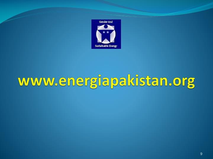 www.energiapakistan.org