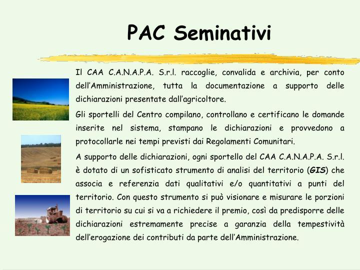 PAC Seminativi