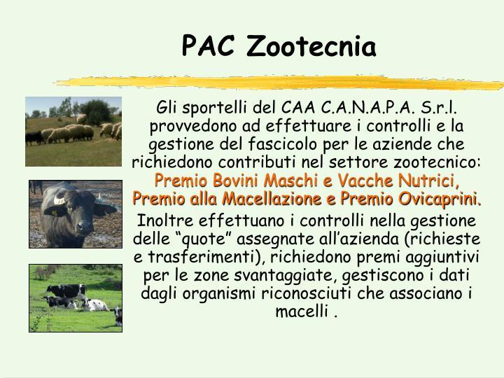 PAC Zootecnia