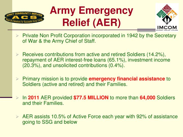 Army Emergency