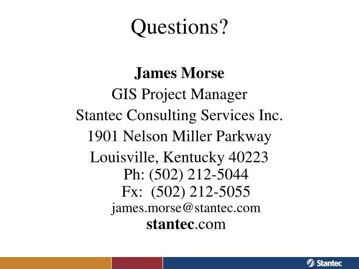 James Morse