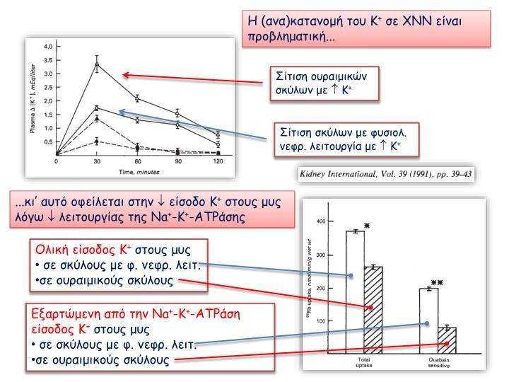 Η (ανα)κατανομή του Κ