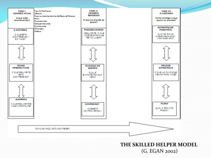 THE SKILLED HELPER MODEL