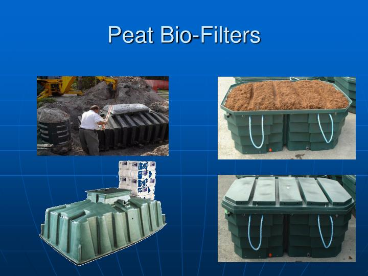 Peat Bio-Filters
