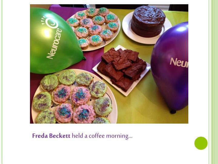 Freda Beckett