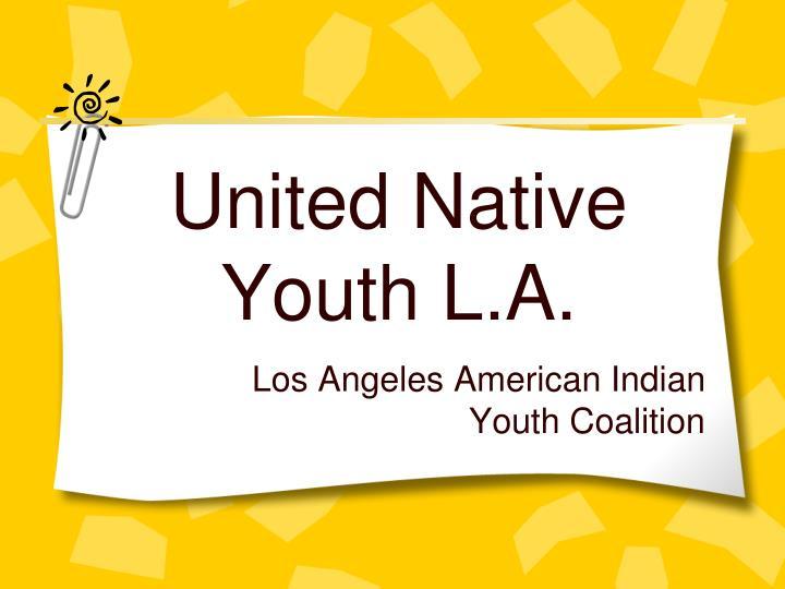 United Native