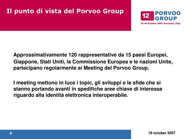Il punto di vista del Porvoo Group