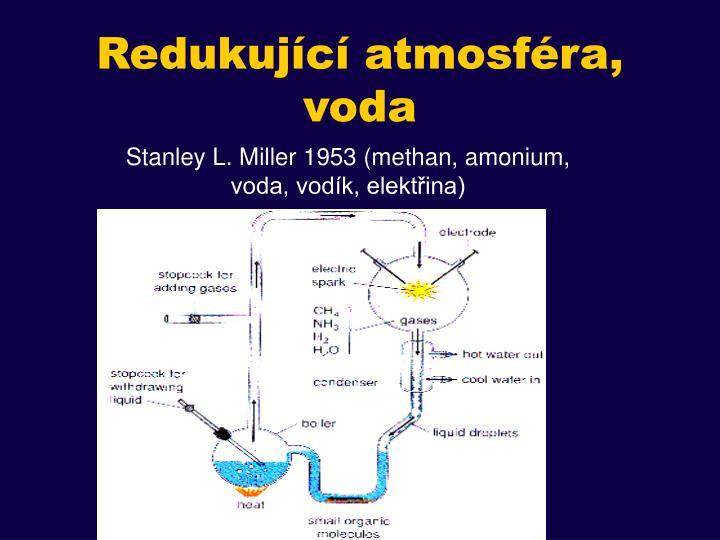 Stanley L. Miller 1953 (methan, amonium, voda, vodík, elektřina)
