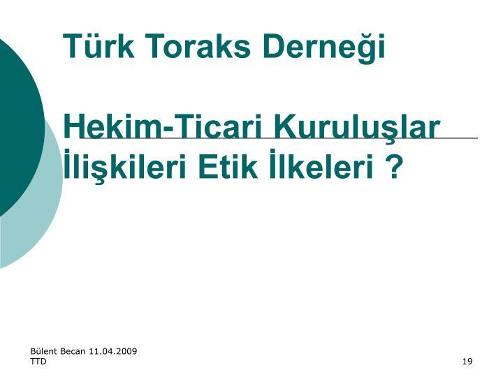 Türk Toraks Derneği