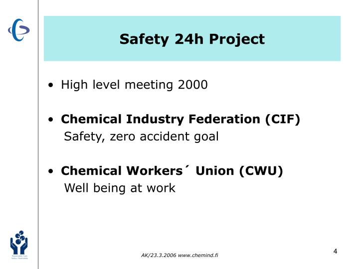 Safety 24h Project