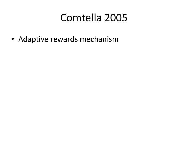 Comtella 2005