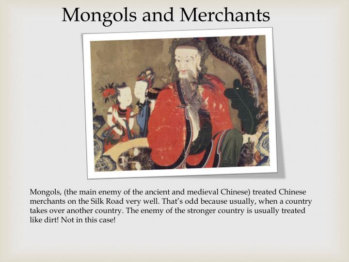 Mongols and Merchants