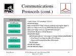 communications protocols cont2