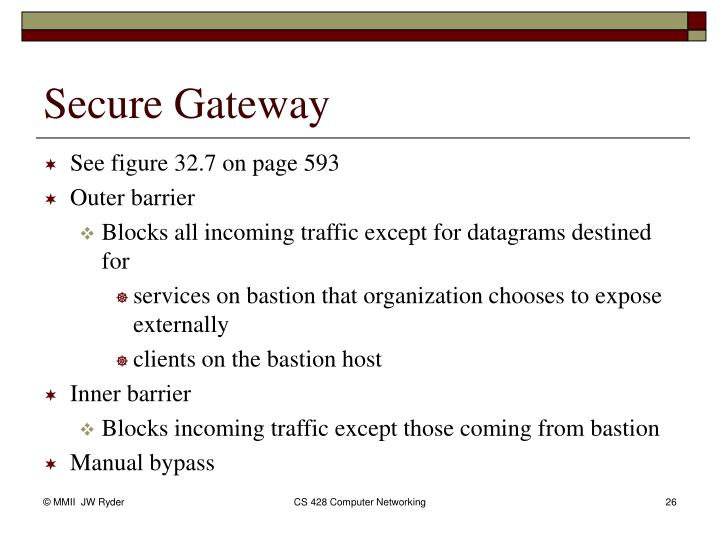 See figure 32.7 on page 593