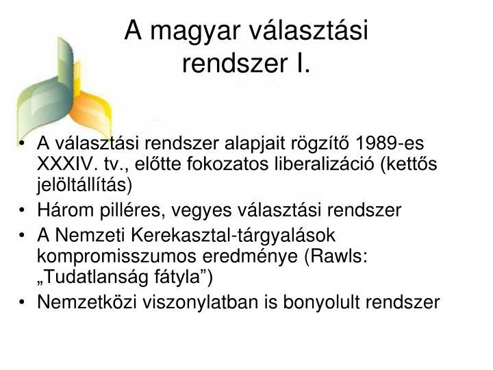 A magyar választási