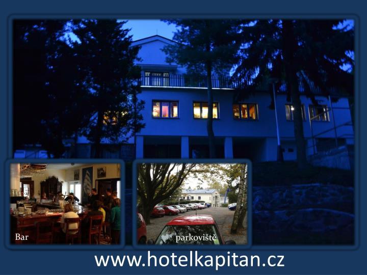 www.hotelkapitan.cz