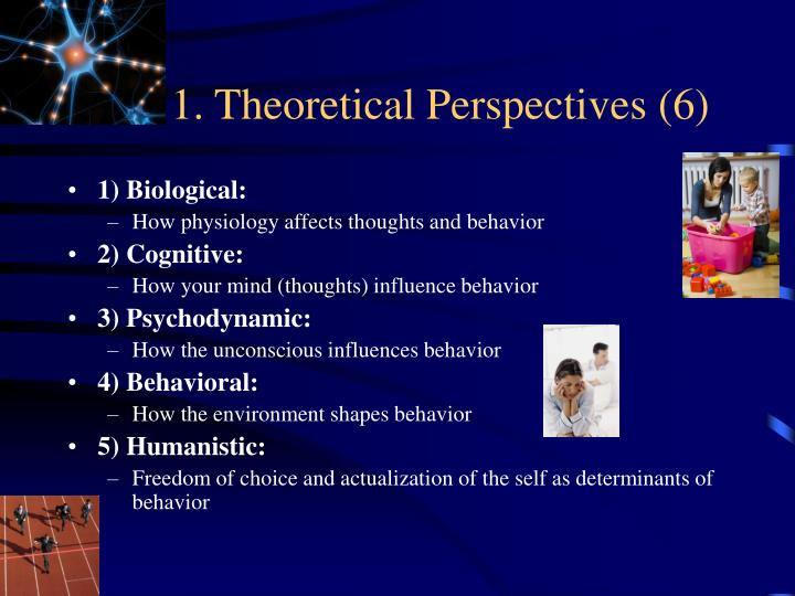 1 theoretical perspectives 6