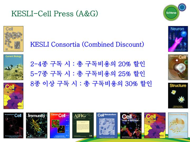 KESLI-Cell Press (A&G)