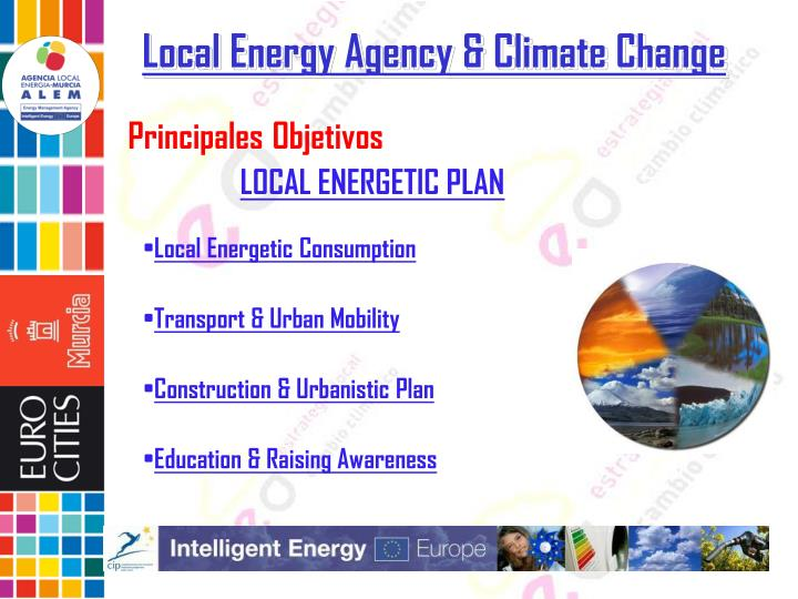 Local Energy Agency & Climate Change