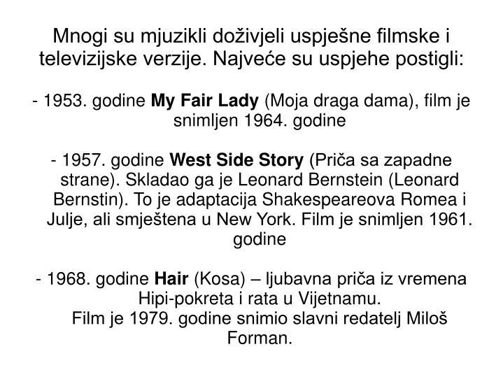 - 1953. godine