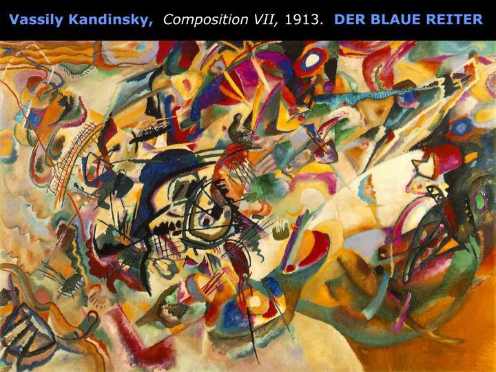Vassily Kandinsky,