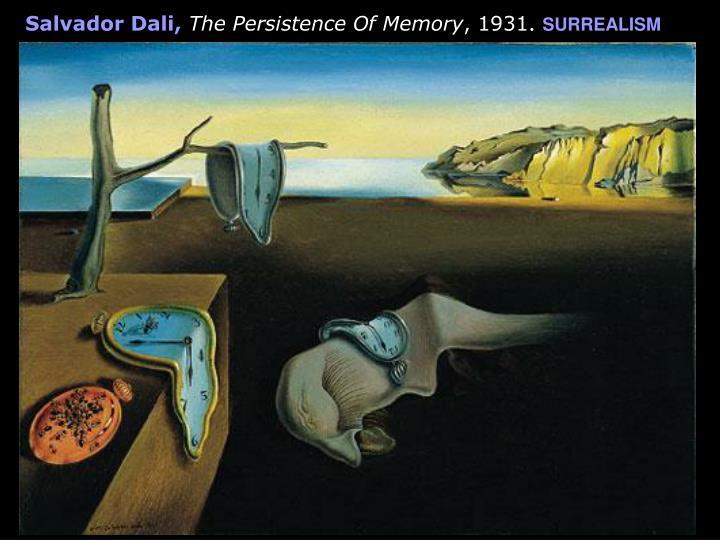 Salvador Dali,