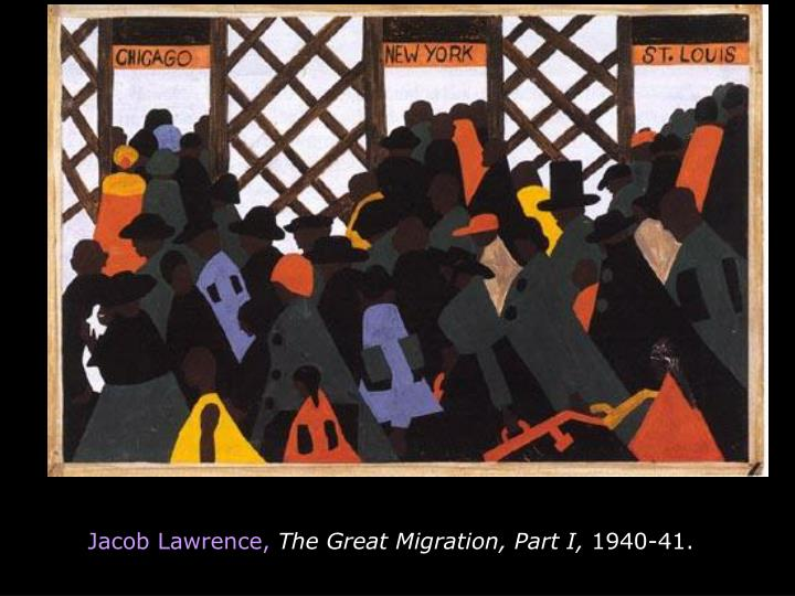 Jacob Lawrence,
