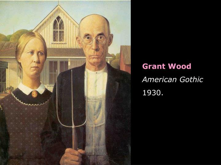 Grant Wood