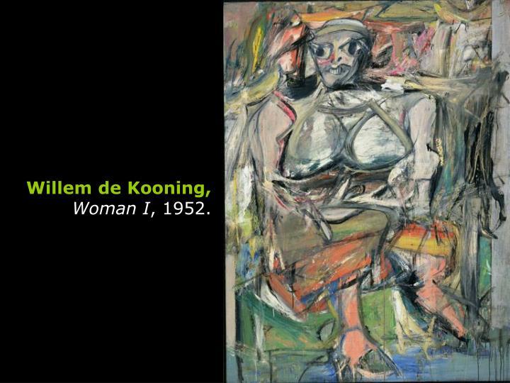 Willem de Kooning,