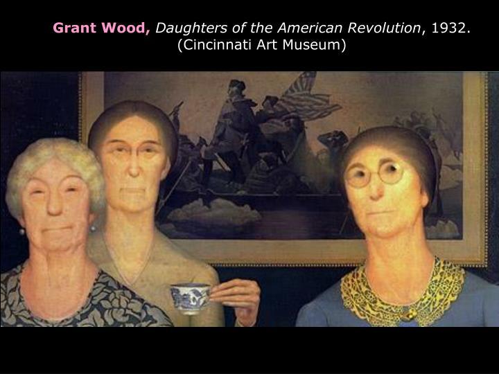 Grant Wood,