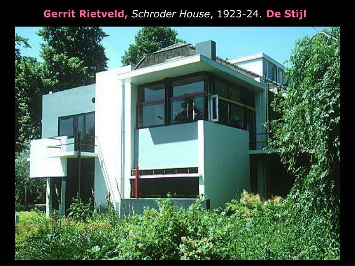 Gerrit Rietveld,