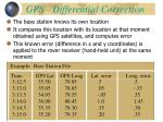 gps differential correction1