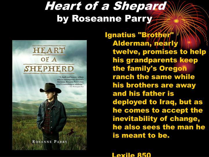 Heart of a Shepard